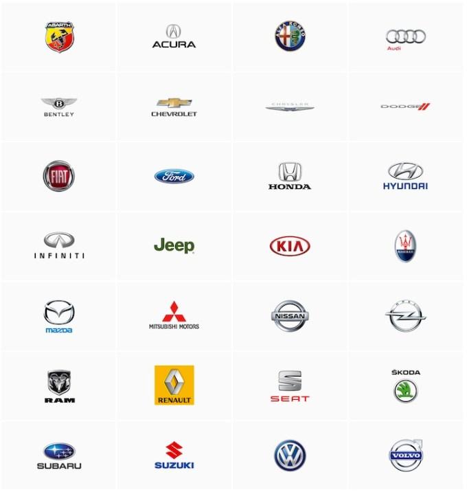 Marki samochodów, w których będzie Android Auto
