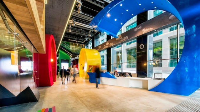 Google Campus w Dublinie