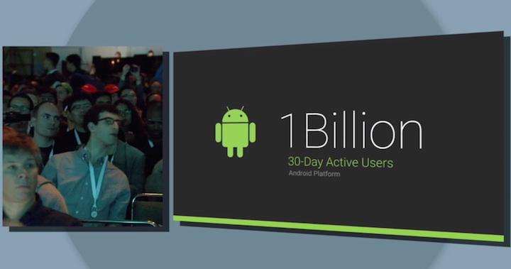 Liczby z Google I/O 2014