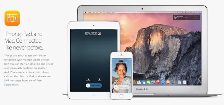 Synchronizacja urządzeń Apple'a