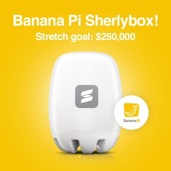 Szybki sukces Sherlyboxa na Kickstarterze