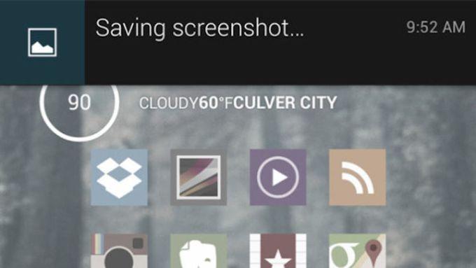 jak zrobić zrzut ekranu na Androidzie