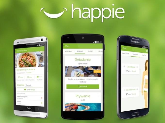 Aplikacja happie