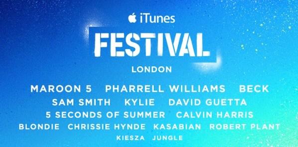 iTunes Festival w Londynie już po raz ósmy