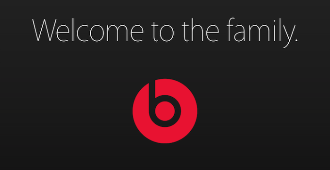 Apple wita Beats Music w swoich szeregach