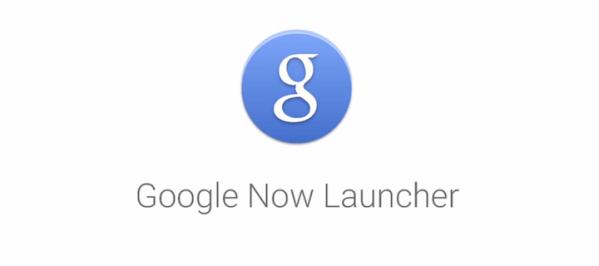 Google Now Launcher dostępny na Androida 4.1 +