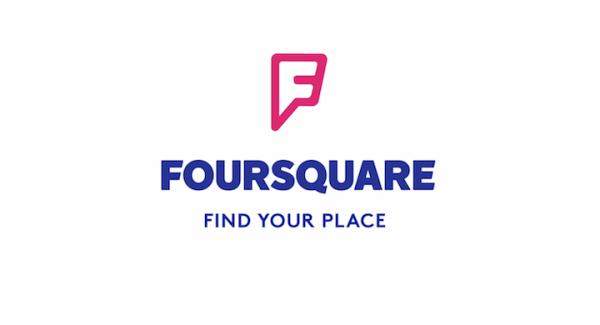 Nowy Foursquare, który uczy się miejsc