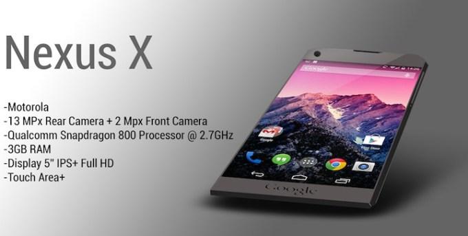 Nexus X koncept