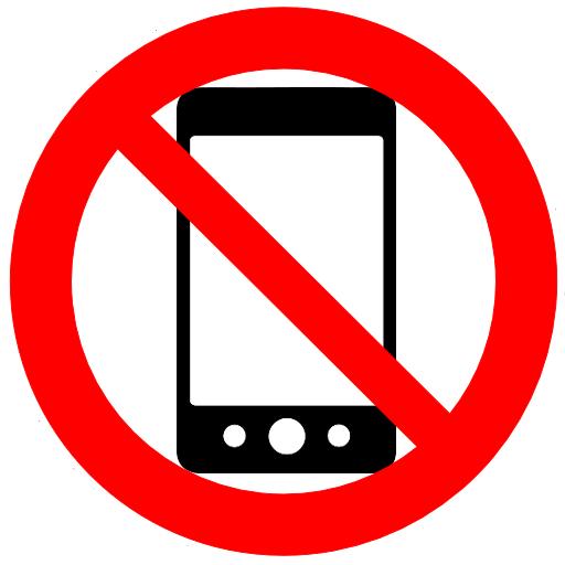 Zakaz używania smartfonów