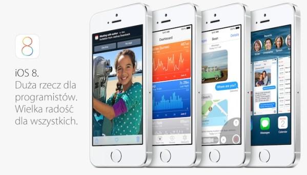 5 powodów, aby nie instalować iOS-a 8 od razu