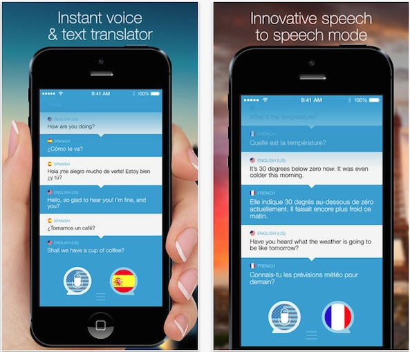 Speak & Translate