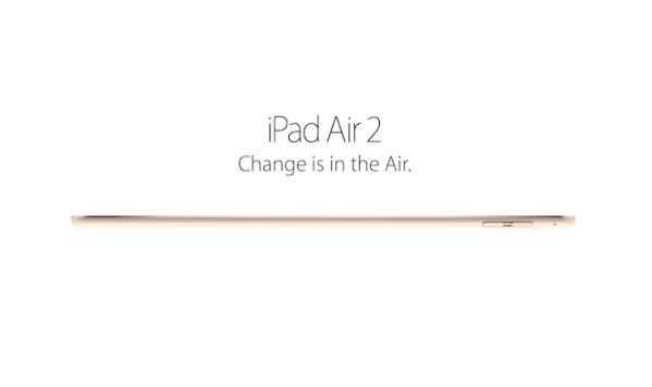 iPad Air 2 i iPad mini 3