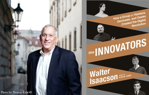 The Innovators – nowa książka Waltera Isaacsona