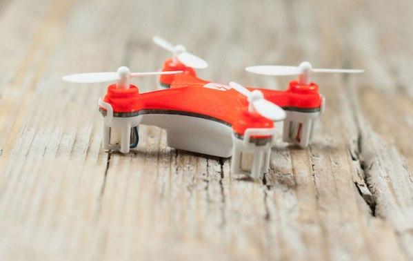 Dużo zabawy ze SKEYE Nano Drone