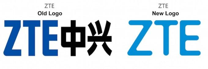 ZTE - nowe logo