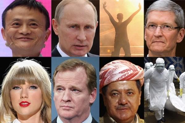 Tim Cook nominowany do tytułu Człowieka Roku 2014 tygodnika TIME