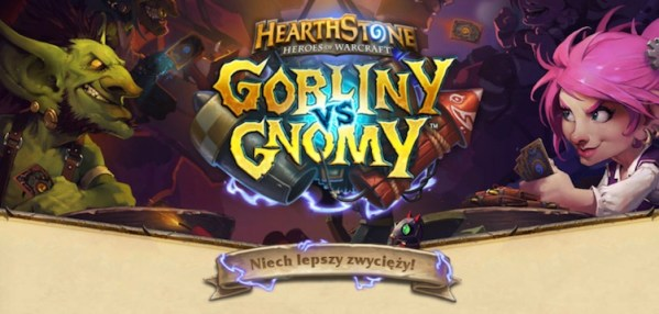 Gobliny vs Gnomy – dodatek do Hearthstone: Heroes of Warcraft