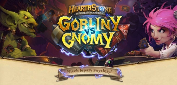 Gobliny vs Gnomy - Hearthstone: Heroes of Warcraft