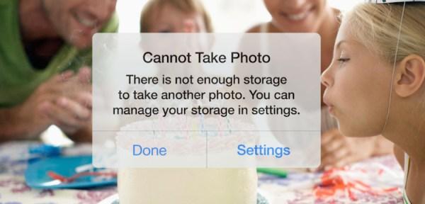 Jak często brakuje Wam miejsca w iPhone'ie?