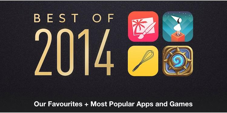 BEST OF 2014 w iTunes