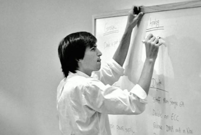 Steve Jobs, foto: Doug Menuez