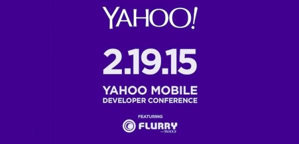 Konferencja mobilna Yahoo już w lutym 2015 roku