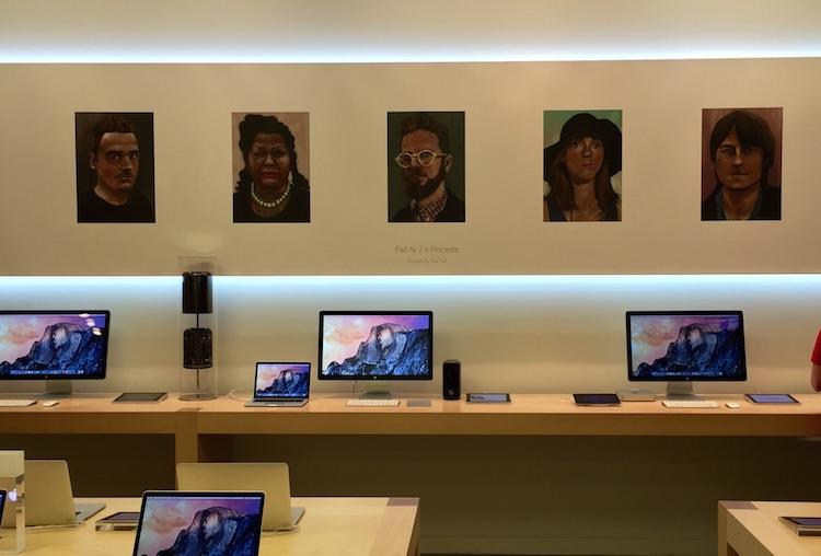 Zacznij tworzyć w Apple Store'ach (Londyn)