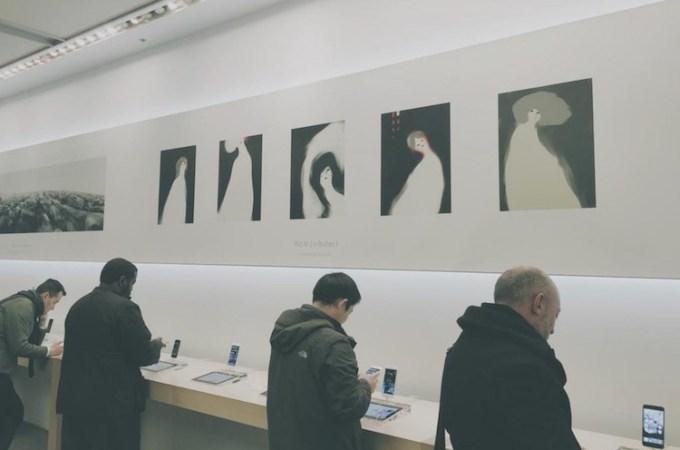 Zacznij tworzyć w Apple Store'ach