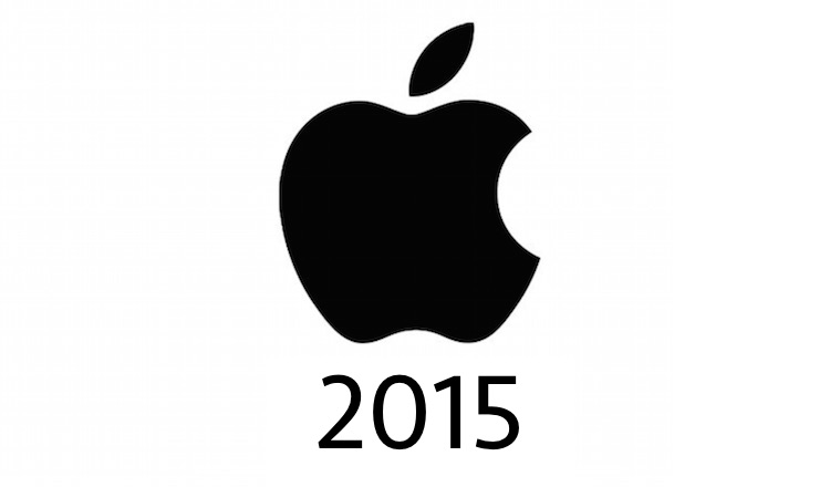 Apple w 2015 roku