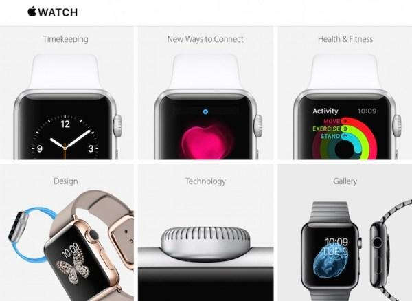 Sprzedaż Apple Watcha rozpocznie się w kwietniu 2015 r.