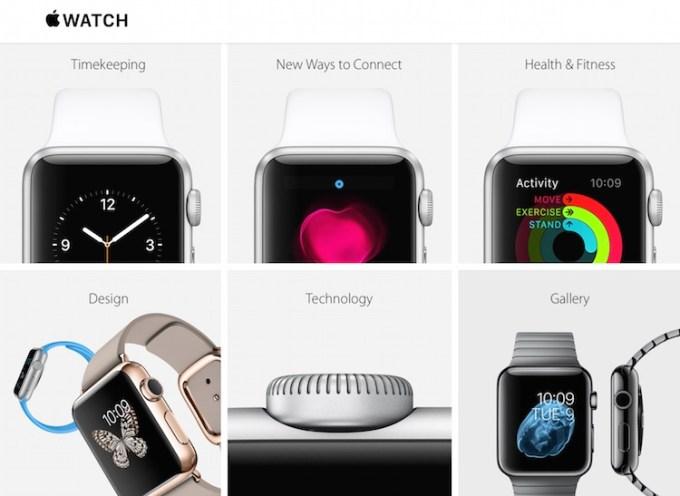 Apple Watch - sprzedaż rozpocznie się w kwietniu 2015 roku