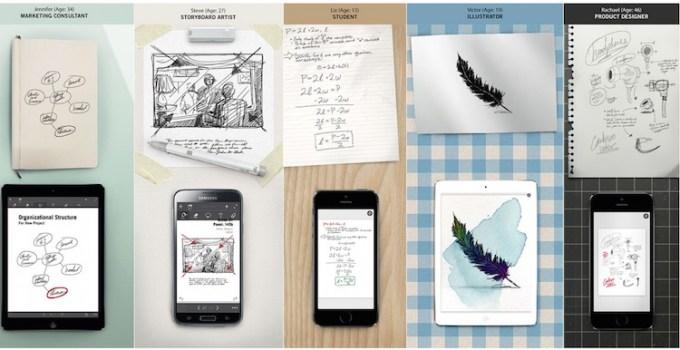 Equil Smartpen 2 Ink - przykłady zastosowania
