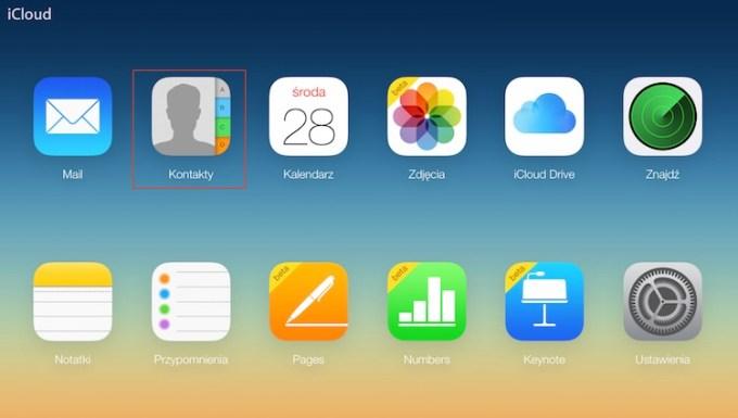 Jak Wyeksportować Kontakty Z Iphone A Mobirank Pl
