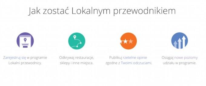Jak zostać Lokalnym przewodnikiem Google'a?