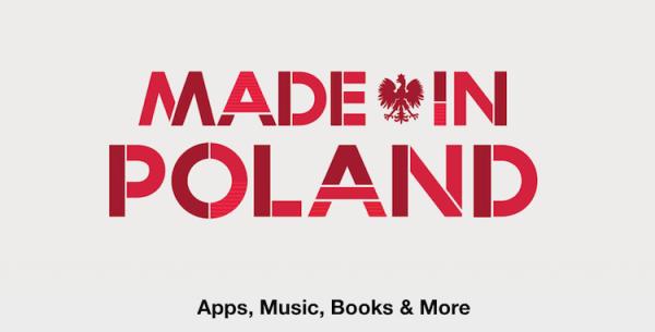 Sekcja z polskimi aplikacjami w App Storze