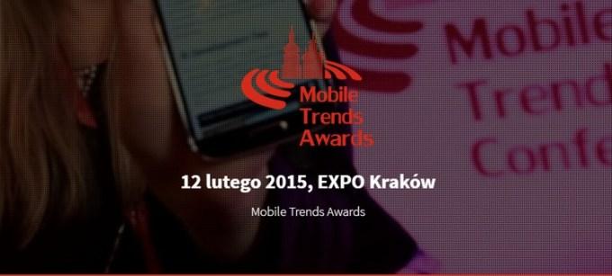 Mobile Trends Awards 2015 - głosowanie