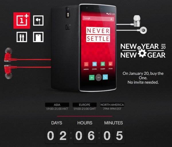 OnePlus One kupisz bez zaproszenia