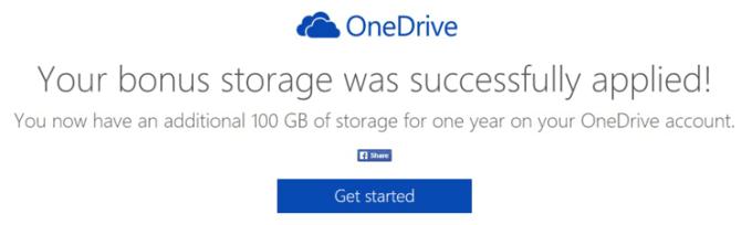 Bonus 100GB w OneDrive dla użytkowników Dropboxa