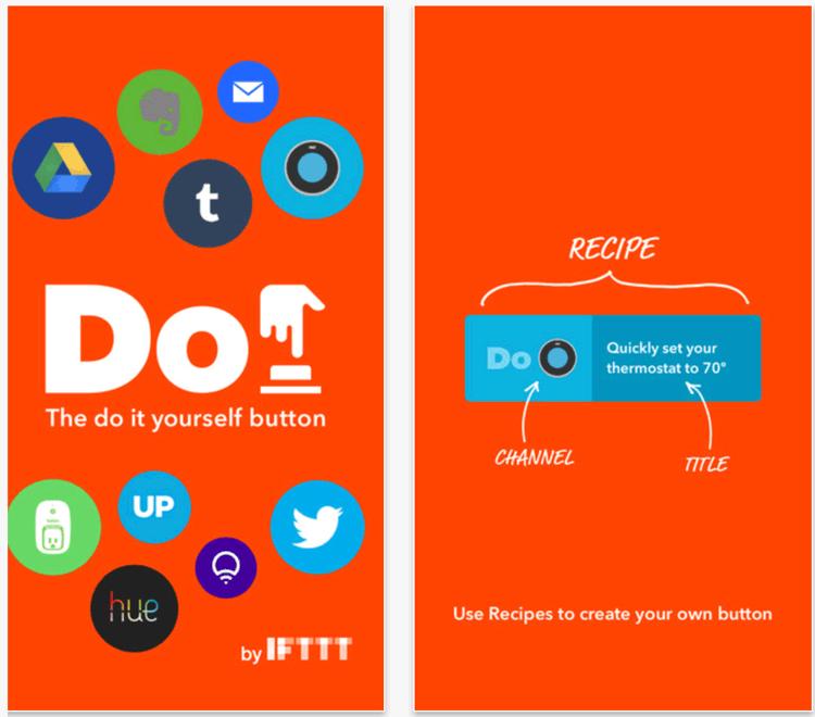 aplikacja Do Button