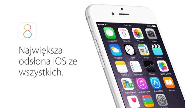 iOS 8.2 już w poniedziałek?