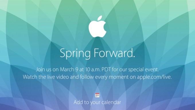 Jak oglądać konferencję Apple 9 marca 2015 roku