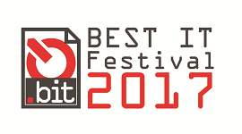 BEST IT Festival 2017 (logo)