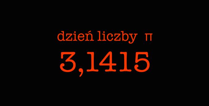 Dzień liczby π pi
