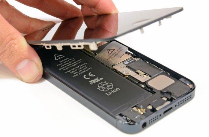 Program wymiany baterii iPhone 5 do 1 stycznia 2016