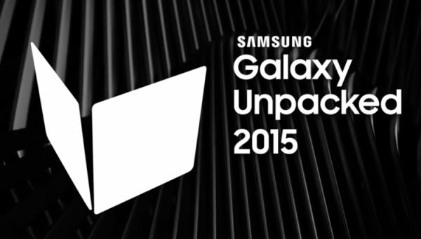 Oglądaj Samsung Galaxy Unpacked 2015 na żywo