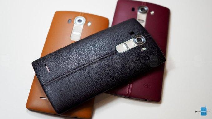 LG G4 - etui