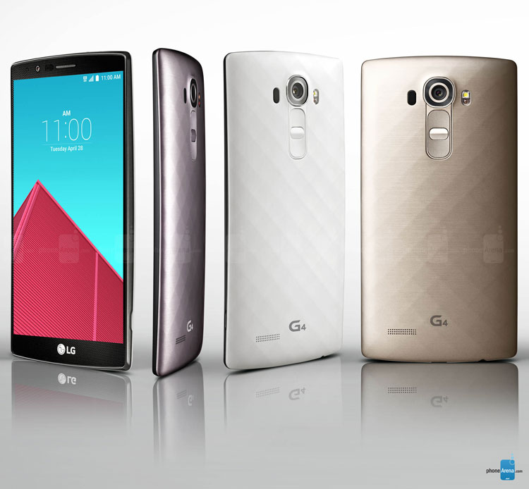 Warianty smartfona LG G4