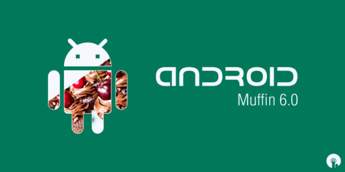 Android Muffin 6.0 - koncepcja