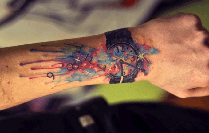 Tattoo Gate - Apple Watch nie działa poprawnie na tatuażu