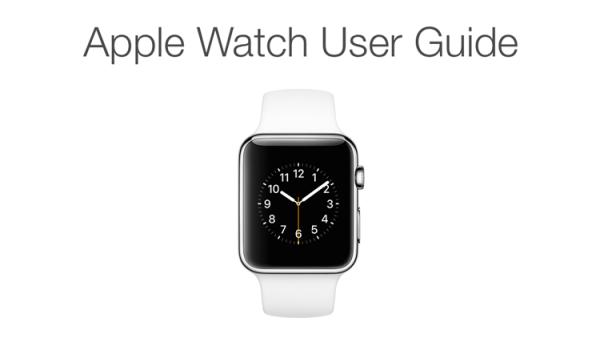 Podręcznik użytkownika zegarka Apple Watch